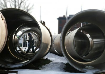 drain pipes